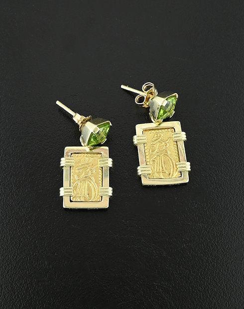 nisshu kin earring