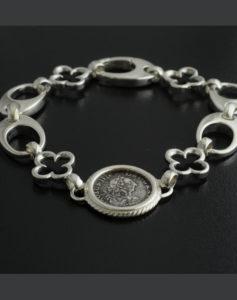el cazador shipwreck coin bracelet