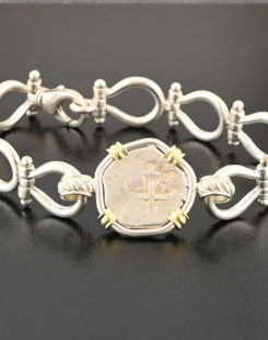 spanish bust one real bracelet