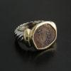 widows mite coin ring