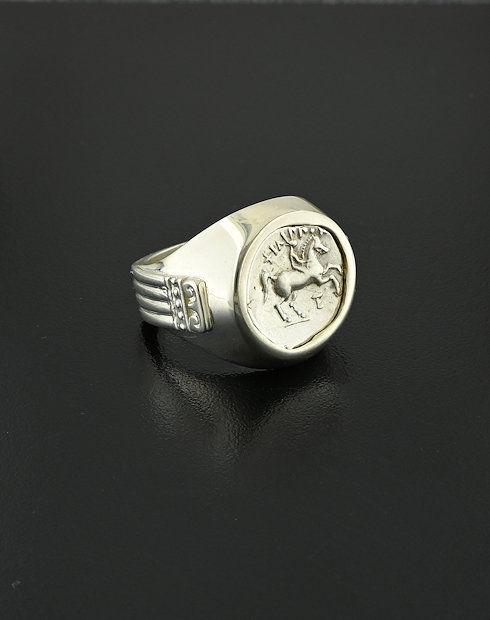 acient greek ring