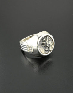 ancient greek ring