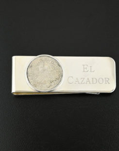 el cazador shipwreck money clip