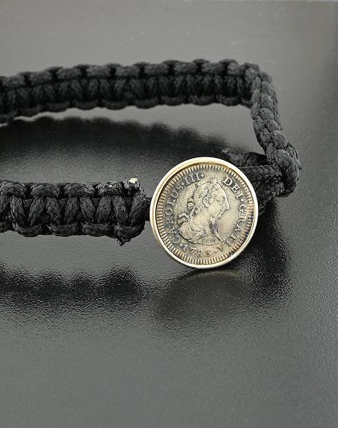 spanish bust bracelet