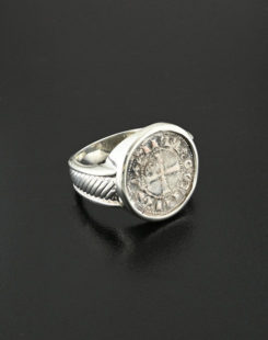 crusader denier ring