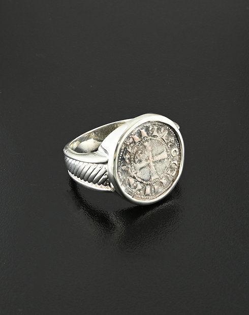 crusader denier ring