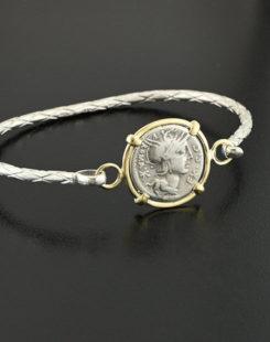 roman republic denarius bracelet