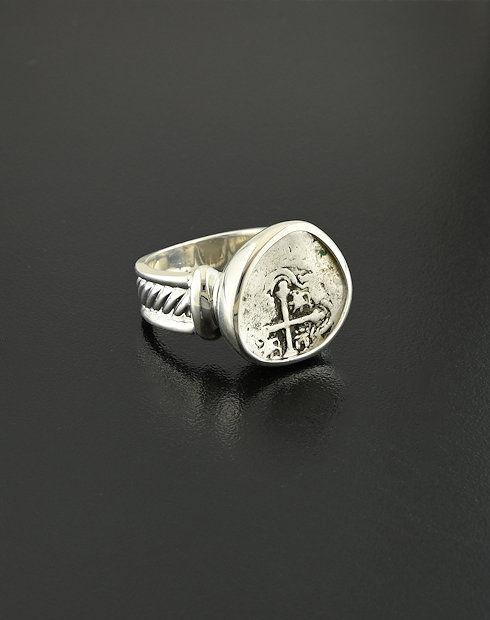spanish cob half real ring