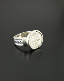 spanish cob half real ring