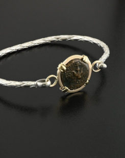 widows mite coin bracelet