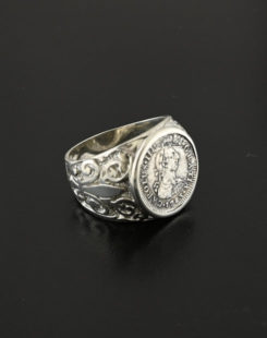 shipwreck el cazador coin ring